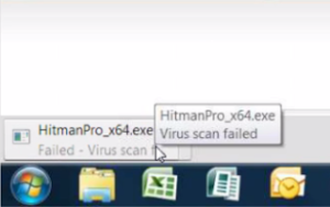 "How To Fix Google Chrome Download ""Virus Scan Failed"" Error."