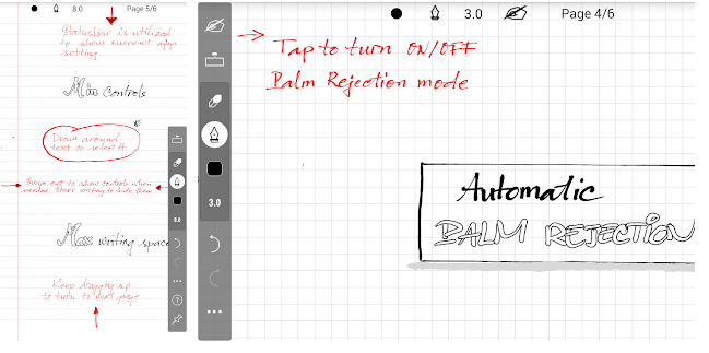 INKredible handwriting app